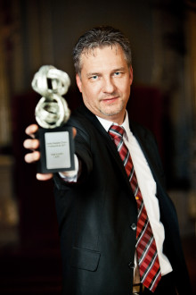 Vinnaren av Supply Chain Professional of the year är nu utsedd - Tage Lundin, Inköpschef, LKAB