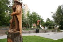 Pressinbjudan: Väsbybornas egen park invigs på Parkens dag
