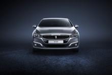 Ny Peugeot 508 med stærk karakter