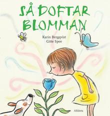 Carl von Linné-plaketten tilldelas Karin Bergqvist för Så doftar blomman