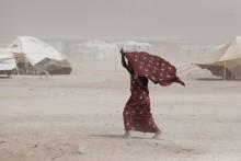 Hjälporganisation varnar att flickor glöms bort i katastrofer