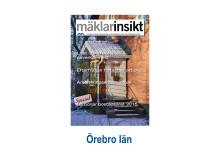 Mäklarinsikt Örebro län 2015:1