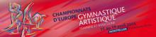 EM i artistisk gymnastik 2015
