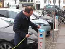 Energistyrelsen tildeler E.ON 6.1 mio. kr. til elbilprojekt
