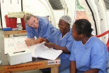 Stigmatisering och diskriminering hindrar kampen mot ebola