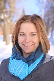 Karin Bodin talar om ledarskap på Visa vägen-galan