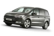 Täysin uusi Ford Galaxy nyt Suomessa: ylellinen seitsenpaikkainen tarjoaa ensiluokkaista matkustamista, mukavuutta ja käytännöllisyyttä