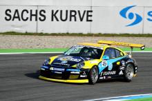Nilsson visade potential i Porsche Carrera Cup på Hockenheim