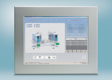 New panel PCs for outdoor applications