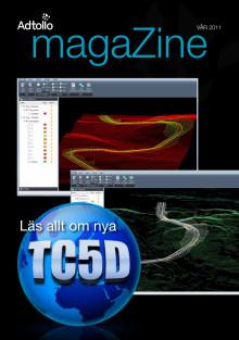 Adtollo magaZine vår 2011