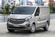 Helt nya Opel Vivaro: Ledande design och klassens bästa motorer