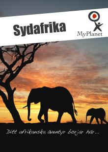 MyPlanet lanserar nytt resmål: Sydafrika
