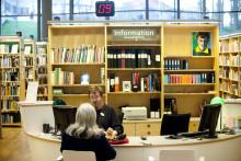 Ny statistik över folkbiblioteken