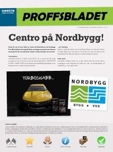 Första proffsbladet för 2012 ute nu!