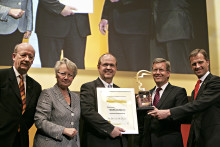 LPKF receives the 2010 Hermes Award