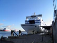 St Peterlinen liikenne Länsisatamaan