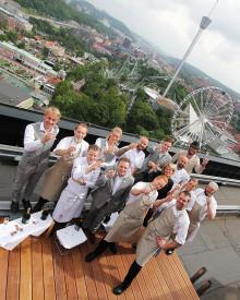 Upper House Dining går från klarhet till klarhet