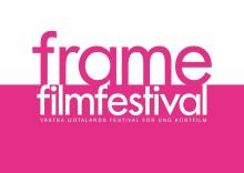 Över hundra filmer tävlar i årets Frame!