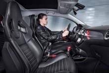Allt annat än söt: Nya Opel ADAM ROCKS S