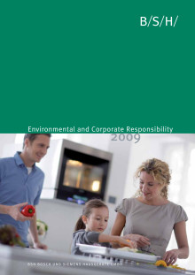 BSH Sustainability Report 2009