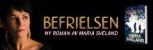 """Maria Svelands nya roman """"Befrielsen"""" om det mest förbjudna: kvinnor som slår tillbaka."""