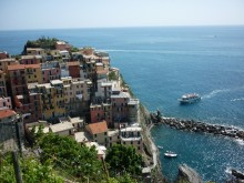 Cinque Terre – Sights, Scents and Sea