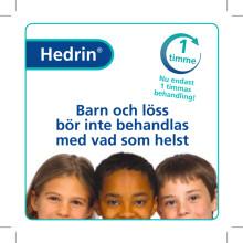 Informationsbroschyr Hedrin®