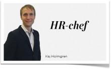 Kaj Holmgren från Grupp F12 blir ny HR-chef hos Inspira!