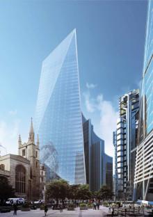 Skanska bygger kontorsfastighet i London, Storbritannien, för cirka 2,2 miljarder kronor