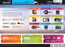 Interoute lanserar CloudStore för affärsapplikationer - Alla tillämpningar levereras med Interoutes paneuropeiska nätverk och virtuella datacenter inbyggt