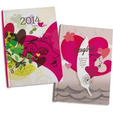 Kalender och dagbok för ett magiskt liv
