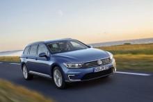 Volkswagens nya laddhybrid Passat GTE lanseras nu i Sverige