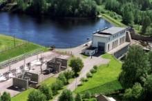 Efter fem år är Fortums modernisering av Gråda vattenkraftverk snart klar