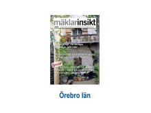 Mäklarinsikt Örebro län 2015:3
