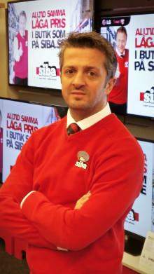 Ferenc Peterhagen ny Inköpschef på SIBA