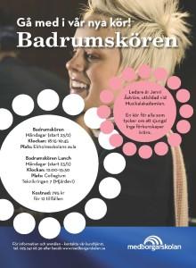 Medborgarskolan i Linköping startar en ny kör - Badrumskören