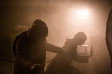 Högaktuellt gästspel om människorna bakom ett folkligt uppror + eftersamtal