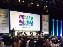 Sevan sponsrar Working for Change