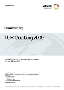 Besök Tyskland på TUR Göteborg!