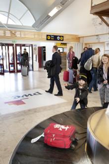 Swedavia tar hand om passagerarservicen åt Norwegian