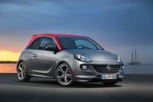 Opel ADAM S - Ny ADAM i topp trim