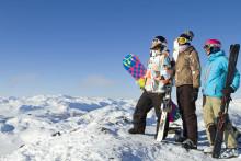 SkiStar AB: Mycket stort intresse för fjällresor under sportlovsveckorna