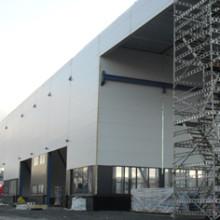 ROV'ene i Stavanger har fått nytt verksted – Ruukki bidro sterkt til kortere byggetid