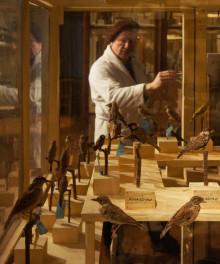 Överraskande spår av liv i ny utställning på Vänersborgs museum och konsthall.