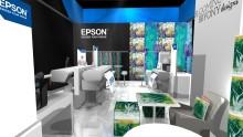 Se mulighetene med Epsons tekstilprintere i praksis ved Heimtextil 2015