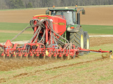 Spirit Strip-Till testing underway