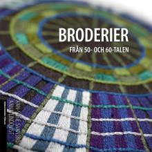 Ny bok! Broderier från 50- och 60-talen