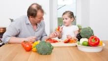 Tutkimus: Lapsi pitää epäterveellisestä ruoasta