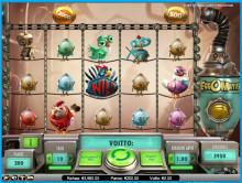 €6,523 voitto uudessa EggOMatic slotissa Vera&John kasinolla