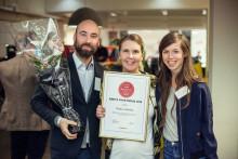 Vinnare i Årets Nyhetsrum 2014